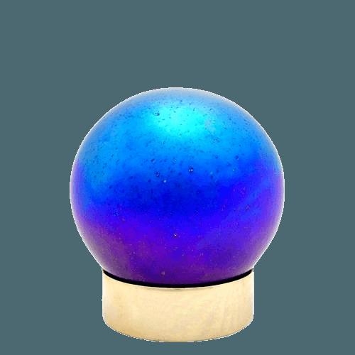 Aurora Glass Small Child Cremation Urn