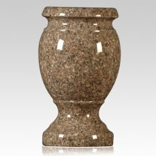 Autumn Rose Granite Vase
