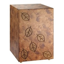 Autunno Wood Cremation Urn