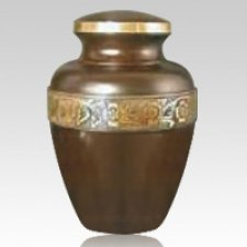 Avalon Mahogany Large Pet Urn