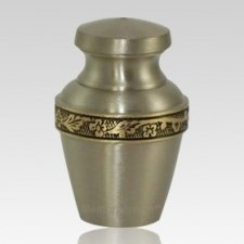 Avalon Pewter Keepsake Cremation Urns
