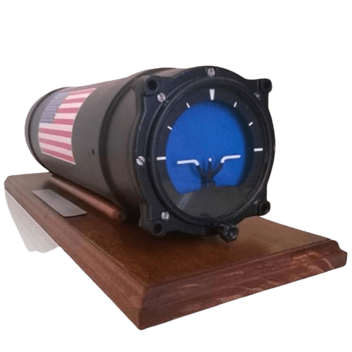 Aviation Medium Urn