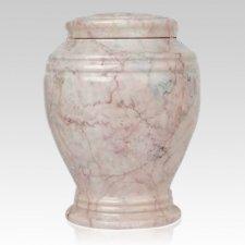 Avila Marble Cremation Urn