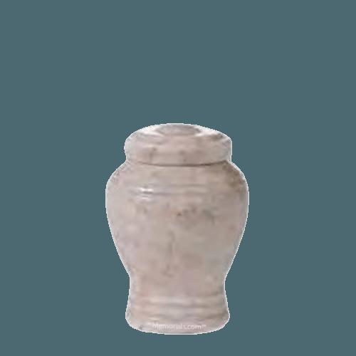 Avila Marble Keepsake Urn