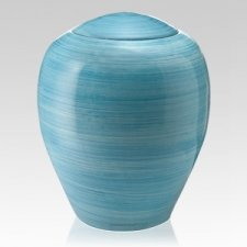 Azul Ceramic Cremation Urns