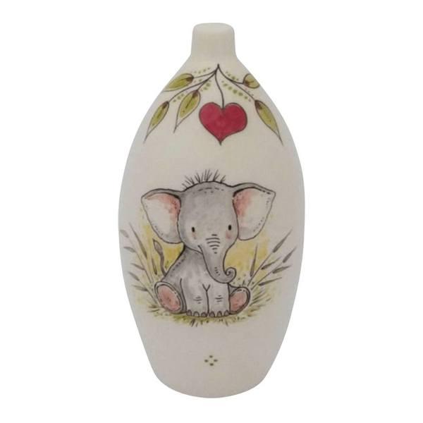 Baby Elephant Child Urn
