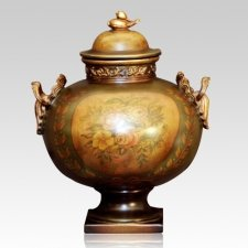 Poseidon Cremation Urn