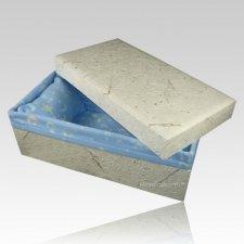 Baby Green Biodegradable Cremation Caskets V