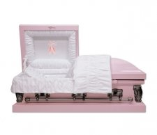 Ballet Child Caskets