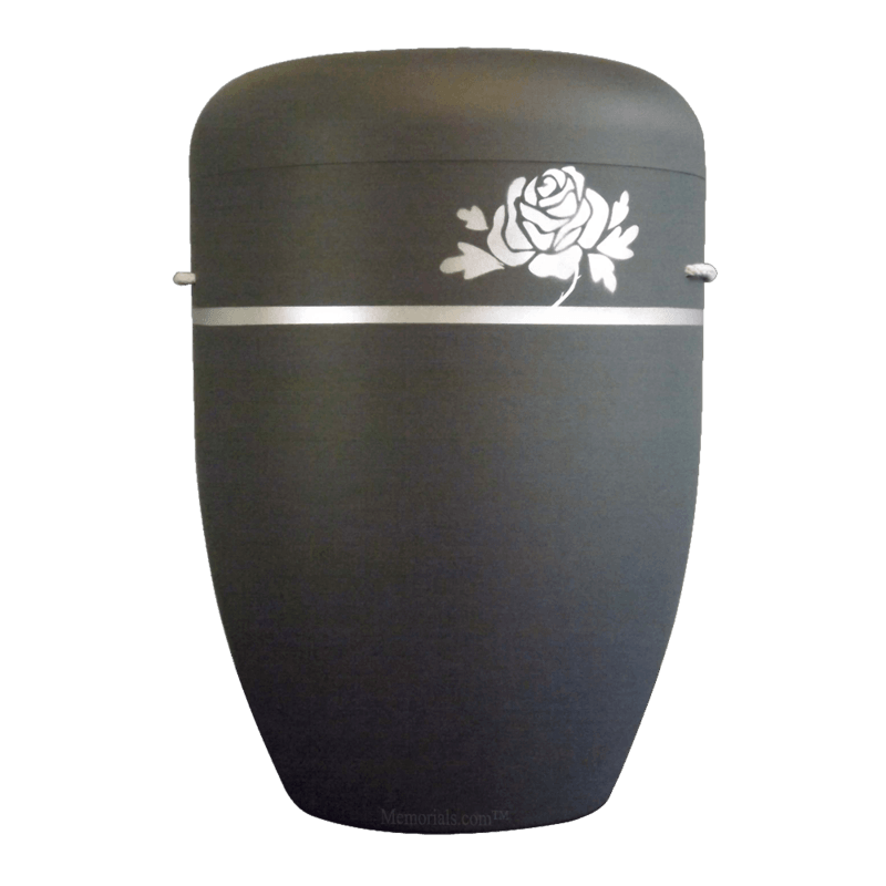 Lonely Rose Biodegradable Urn
