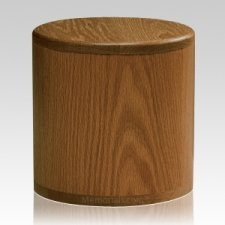 Barillet Walnut Pet Urn