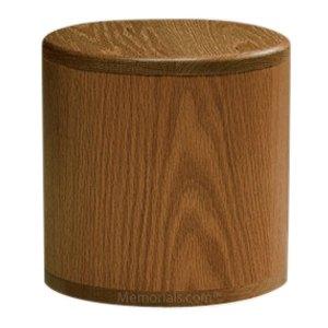 Barillet Walnut Pet Urn