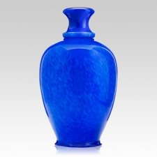 Baron Glass Cremation Urn