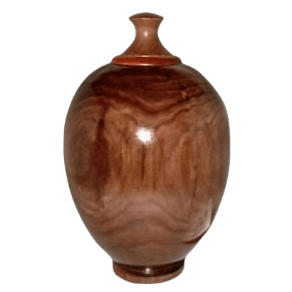 Baron Wood Cremation Urn