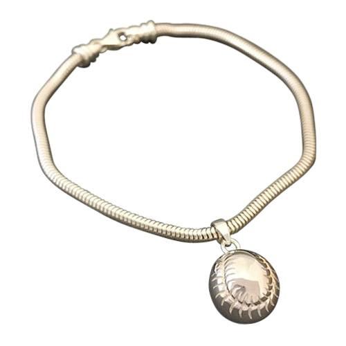 Baseball Cremation Bracelet