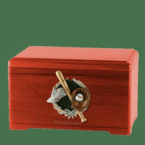 Baseball Fan Cremation Urns