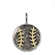 Baseball Print Keepsakes