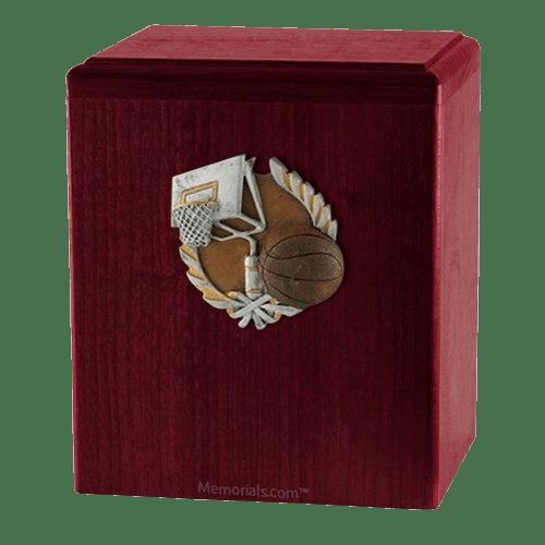 Basket Ball Cremation Urns