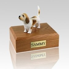Vendeen Basset Griffon Large Dog Urn