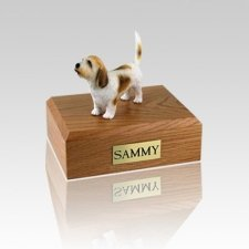 Vendeen Basset Griffon Small Dog Urn