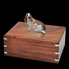 Basset Hound Doggy Urns