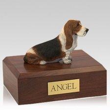 Basset Hound Dog Cremation Urns