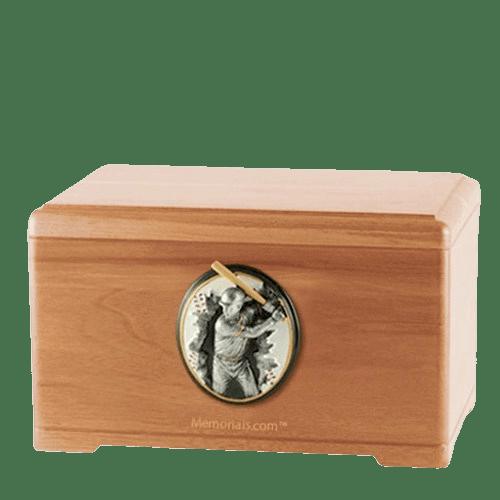 Batter Cremation Urns