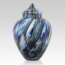 Bayside Glass Pet Urn