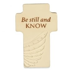 Be Still Comfort Cross Keepsakes