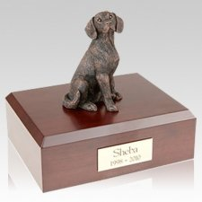 Beagle Bronze Dog Urns