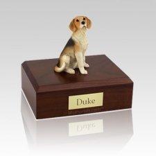 Beagle Large Dog Urn