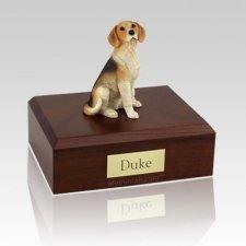 Beagle X Large Dog Urn
