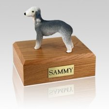 Bedlington Terrier Dog Urns