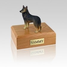 Belgian Tervuren Medium Dog Urn