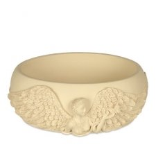 Believe Angel Keepsake Dish