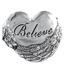 Believe Angel Lapel Pins