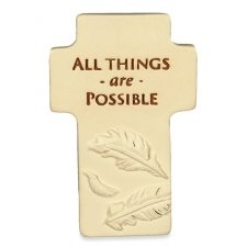 Believe Comfort Cross Keepsakes