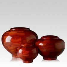 Benton Wood Cremation Urns