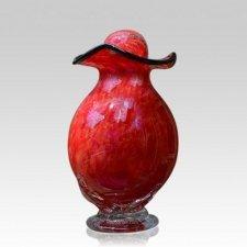 Berlinada Glass Cremation Urn