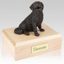 Bernese Mountain Bronze Dog Urns