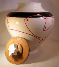 Beta Pet Cremation Urn