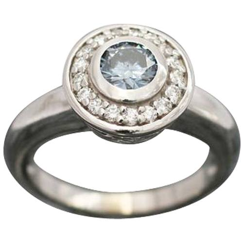 Bezel with Accents Ring