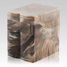 Biske Marble Companion Cremation Urn