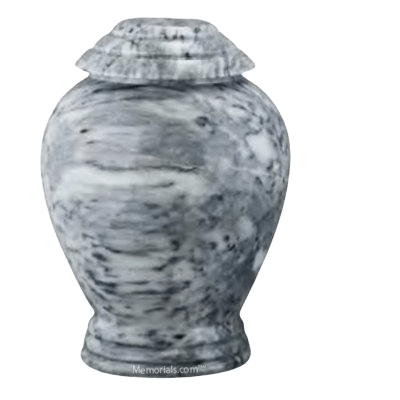 Bisou Marble Urn