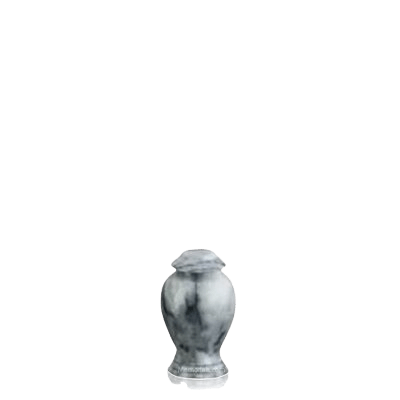 Bisou Marble Keepsake Urn