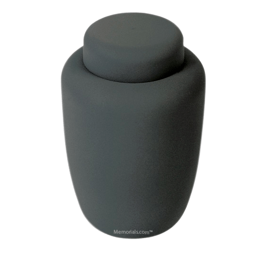 Black Cornstarch Biodegradable Urn