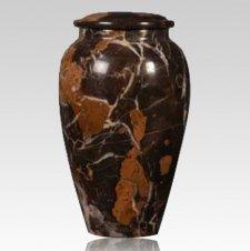 Black Orchid Keepsake Cremation Urn