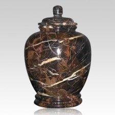 Black Orchid Classic Granite Cremation Urn