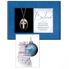 Blessings Gift Boxed Pendant