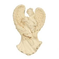 Blessing Magnet Mini Angel Keepsake